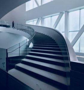 Modern railings