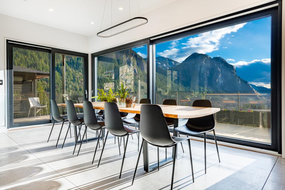 Glass doors Advantages Disadvantages