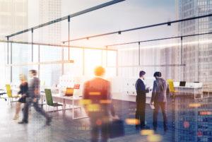 מחיצות זכוכית למשרדים