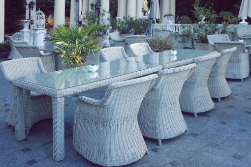 פלטת זכוכית לשולחן מסעדה | משטח זכוכית לשולחן מסעדה | הדפסה על זכוכית