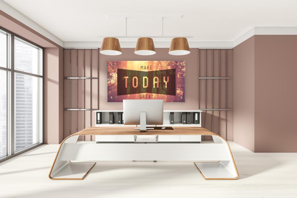 Design of a manager's office