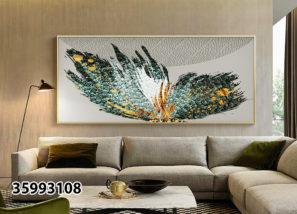 מעוף הפרפר - תמונת זכוכית יוקרתית מודרנית לסלון או לפינת אוכל דגם 35993108