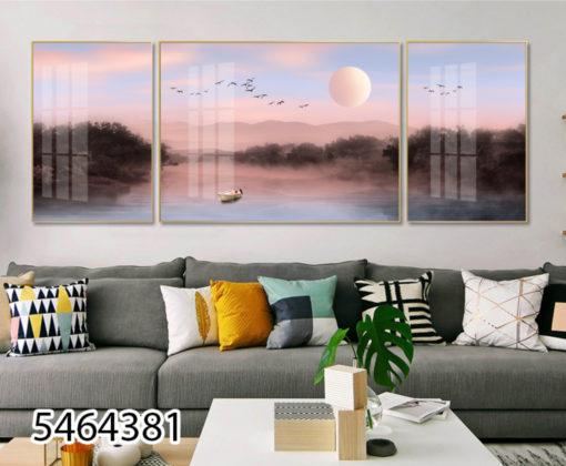 תמונות מחולקות לסלון 5464381