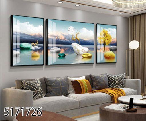 תמונות מחולקות לסלון 5171726